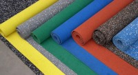 рулонные резиноые покрытия